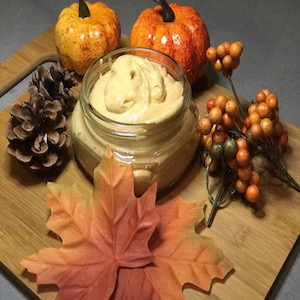 Protein Pumpkin Mousse