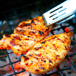 BBQ Ranch Grilled Chicken